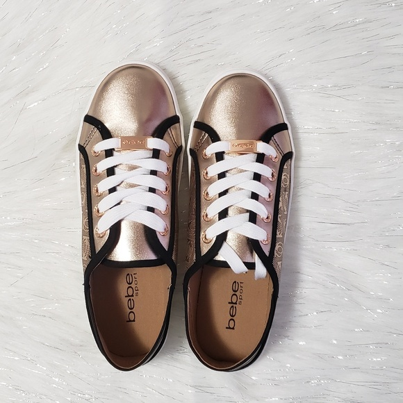 bebe Shoes   Bebe Womens Dacia Sneakers